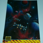 Star Wars Galaxy 1994 series 2 Topps #176 Michael David Ward Trading card